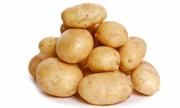 Клубни картошки Тоскана