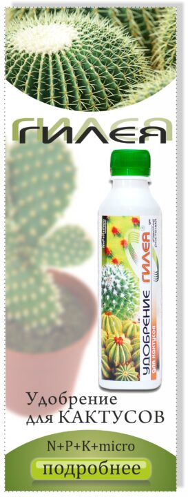 udobreniia kaktus